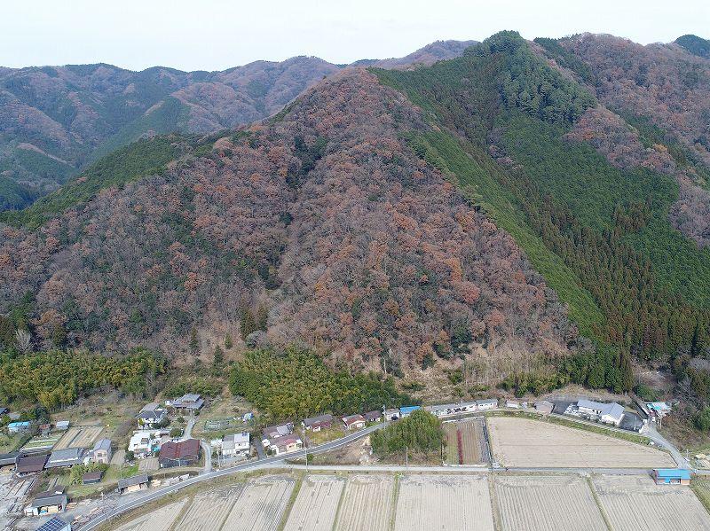 山林物件 兵庫県たつの市新宮町