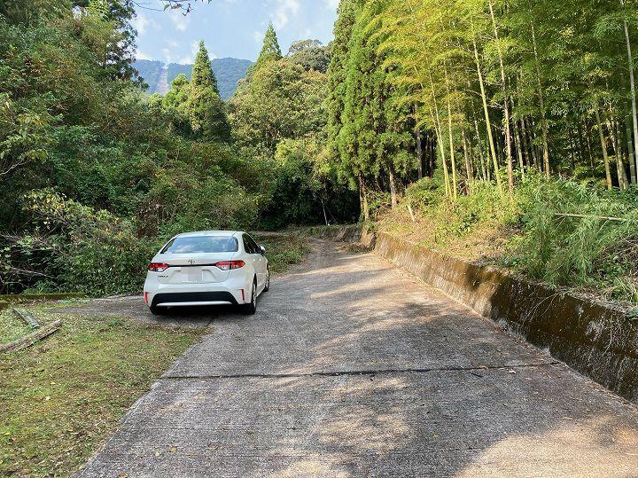 鹿児島県山林物件 公道