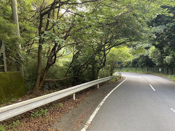 山林物件 静岡県熱海市 接道